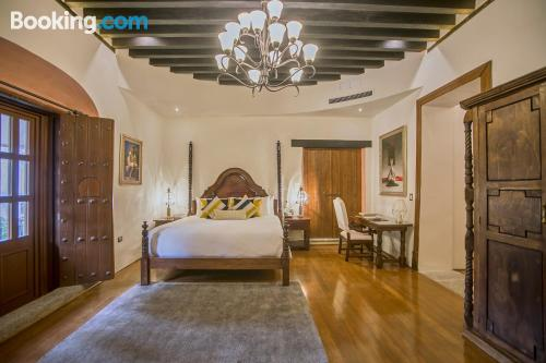 Home for 2 people. Puebla at your hands!