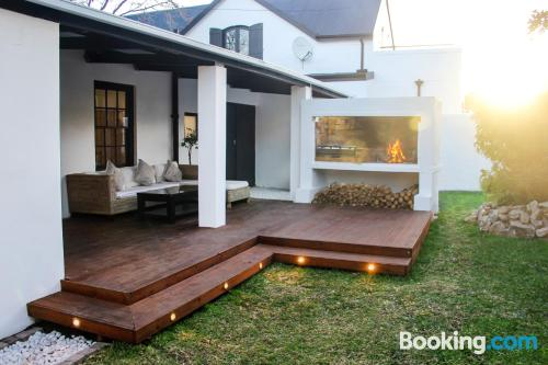 Two rooms place in Hermanus.