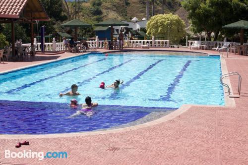 Cozy studio. Enjoy your pool in Santa Fe de Antioquia!
