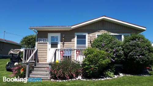 Home in North Rustico. Ideal for six or more