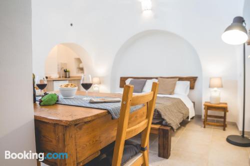 Apartamento cuco con calefacción y conexión a internet