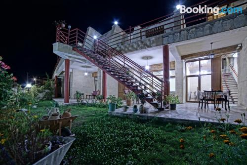 Dream in Urgup. Enjoy your terrace