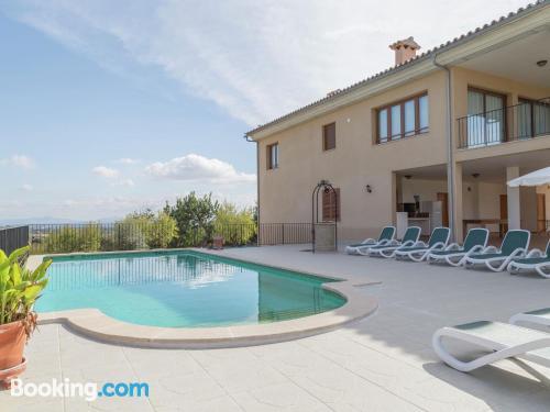 In Moscari. Enjoy your terrace
