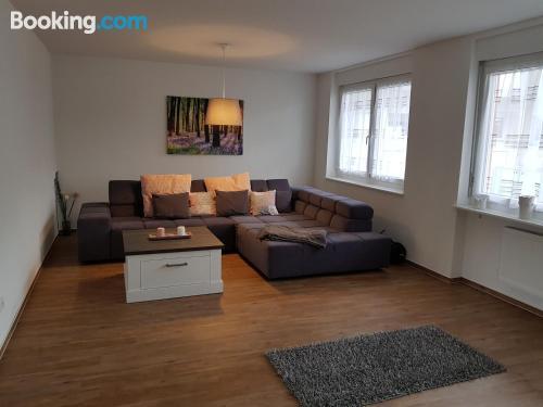Cómodo apartamento de tres habitaciones en Görlitz.
