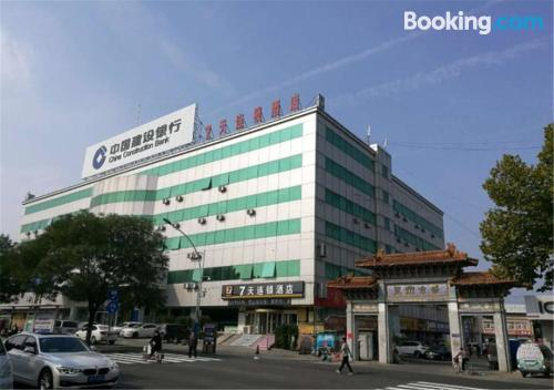 Apartment for 2 in Penglai with internet