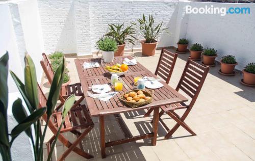 Espacioso apartamento en Valencia con terraza