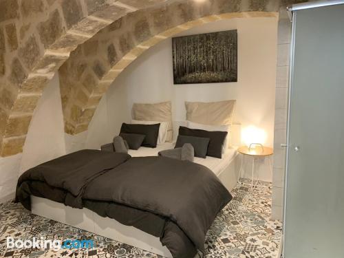 Apartamento con aire acondicionado con wifi.