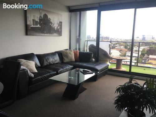 Apartamento con terraza en Melbourne