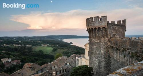 Apartment in Bracciano downtown with terrace