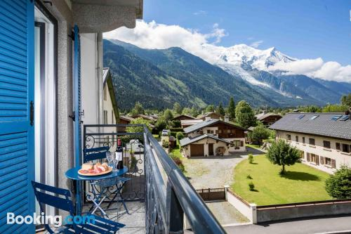 Apartment in Chamonix great for families