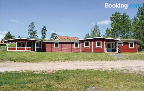 One bedroom apartment in Ljungby. 22m2!
