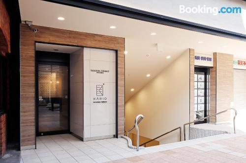 Acogedor apartamento en Tokio con conexión a internet