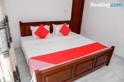 Práctico apartamento en Nuwara Eliya.