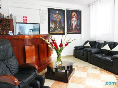 Apartamento con wifi en Cusco