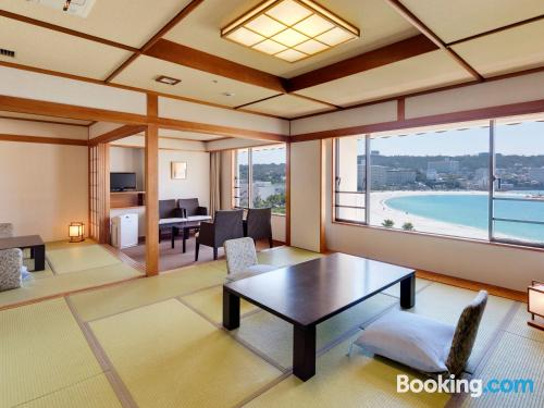Apartamento de 35m2 en Shirahama con calefacción y internet