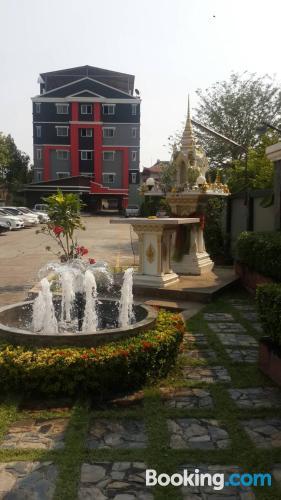 Práctico apartamento parejas en Bangkok