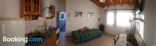 Apartamento en Capilla del Monte con internet
