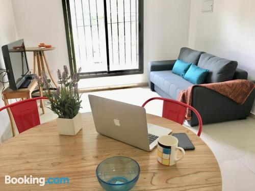One bedroom apartment place in Godoy Cruz with terrace.