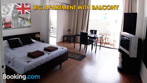 One bedroom apartment in Nicosia. Wifi!