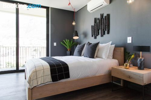 One bedroom apartment place in Cape Town with terrace.