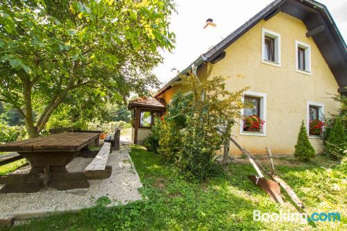 Apartamento en Bizeljsko con vistas