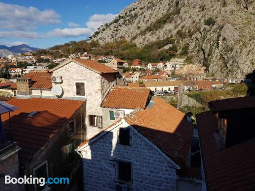 Kotor apartment with 1 bedroom apartment.