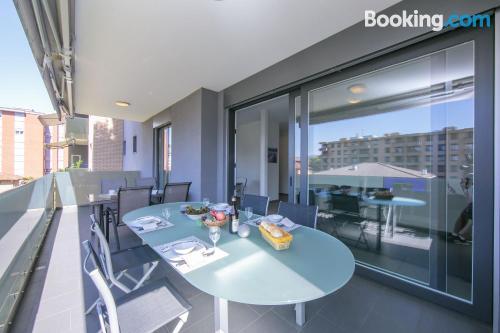 Apartamento de una habitación ¡Con vistas!