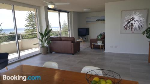 2 room place in Gold Coast with pool and terrace