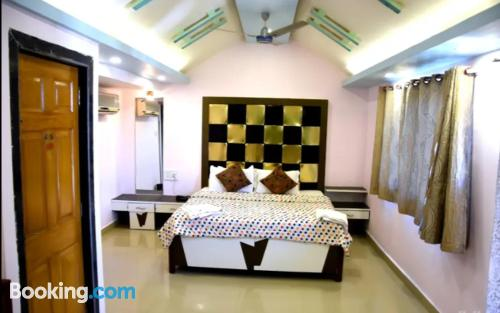 Apartment for 2 people in Panchgani with air-con.