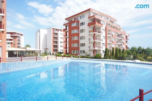 Cómodo apartamento en Sveti Vlas