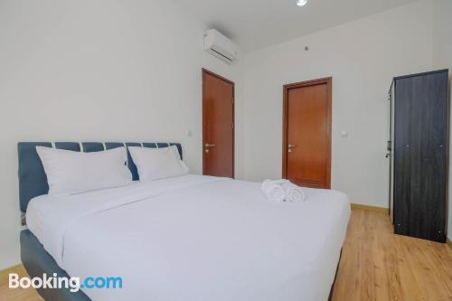 Apartamento para parejas en Tangerang con piscina.
