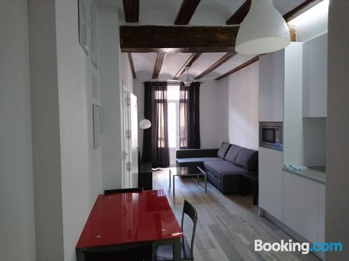 Gran apartamento en buena zona de Valencia
