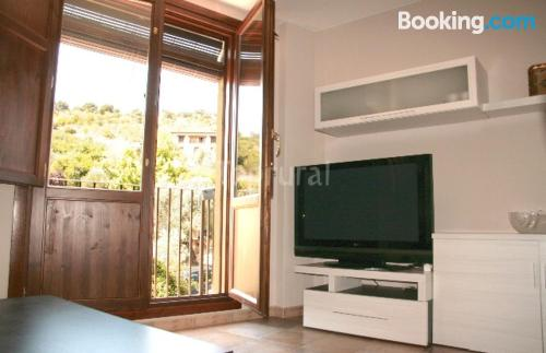 2 bedroom home in center of Alquézar