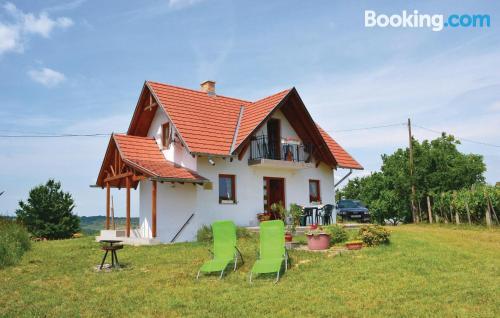 Cómodo apartamento en Balatonföldvár. ¡Apto para perros!