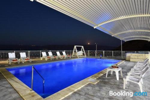 Apartment in Tiberias. Swimming pool!