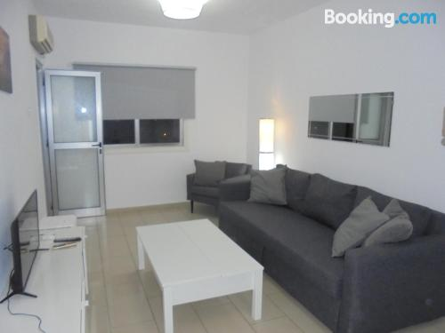 One bedroom apartment in Limassol. Air!