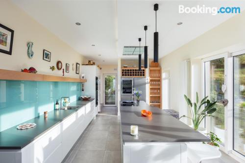 Lahinch home in incredible location. Enjoy!.