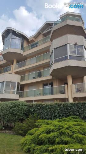 Appartement avec terrasse à Arcachon.