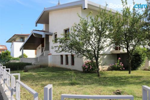Place for 6 or more in Cividale del Friuli with terrace!.