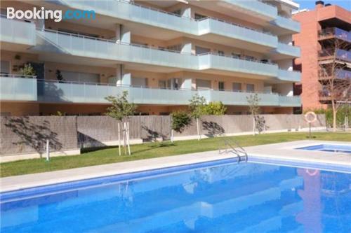 Apartamento en Salou con terraza