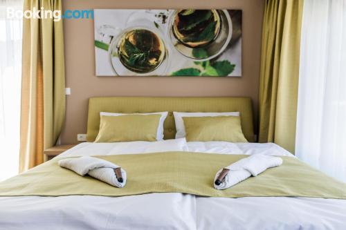 Apartamento con vistas y wifi en Liubliana y calefacción