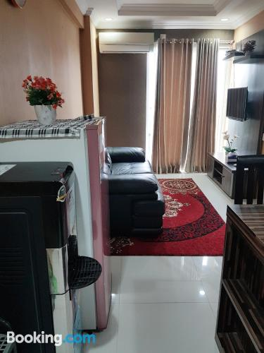 2 room apartment with air-con