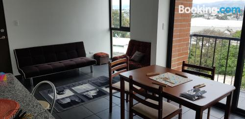 2 bedroom apartment in Guatemala with internet and terrace