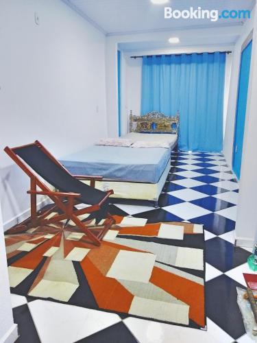 Apartamento de una habitación en buena zona con wifi.