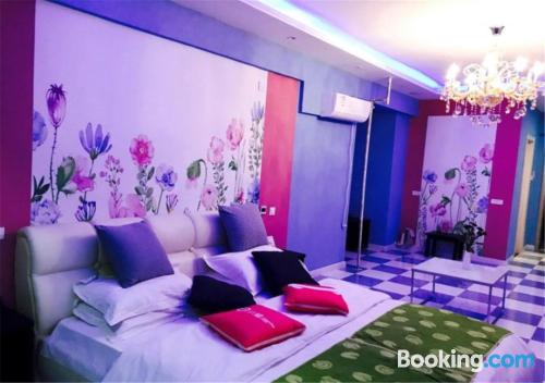 Apartamento con aire acondicionado en Changchun