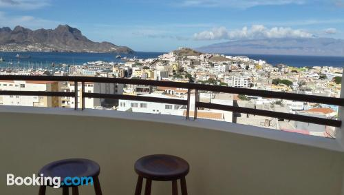 Comfy place in Mindelo. Perfect for couples!
