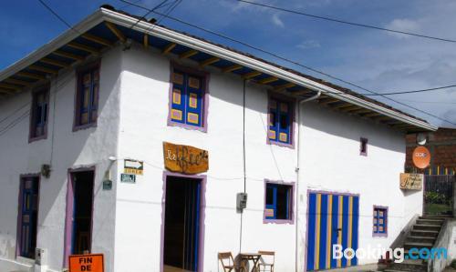 Apartamento con conexión a internet en Salento