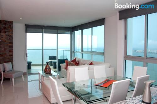Apartment for solo travelers in Cartagena de Indias. Be cool, there\s air-con!
