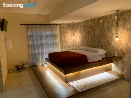 One bedroom apartment in Faliraki with air