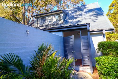 Home in Cams Wharf with terrace